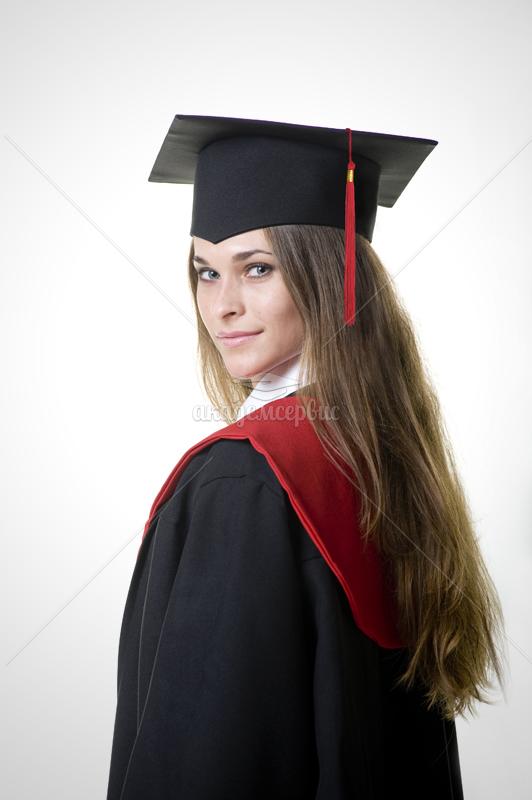 Как сделать шапку бакалавра