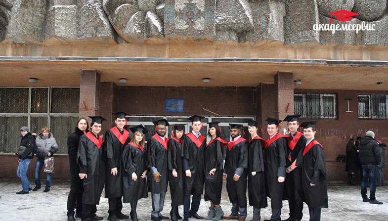 Фотоотчет: Національний Університет Біоресурсів і Природокористування України (НУБіПУ)