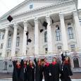 Прокат мантий Железнодорожная Академия (Харьков)iya-magistra-jd-academy-7