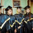 Выпускной магистров в МГУ г. Мариуполь (фото)
