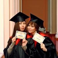 Наши мантии для выпускников