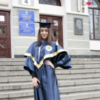 Мантії для випускників медичного університету