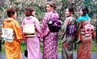 В Киеве проходит выставка «Тысяча и одно кимоно»