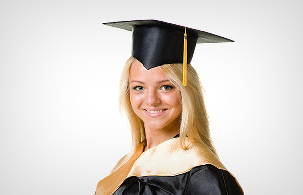 Academic dress for Bachelors and Specialists