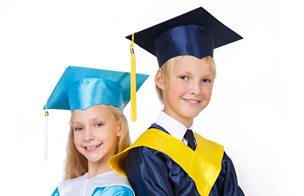 Академические мантии для детей