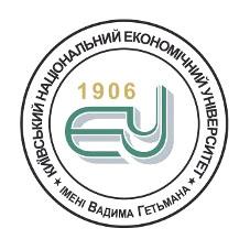 КНЭУ - герб университета