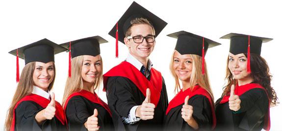 Прокат мантий для выпускников